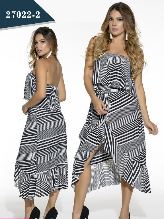 515e06c15 Vestido Moda Colombiana Cereza