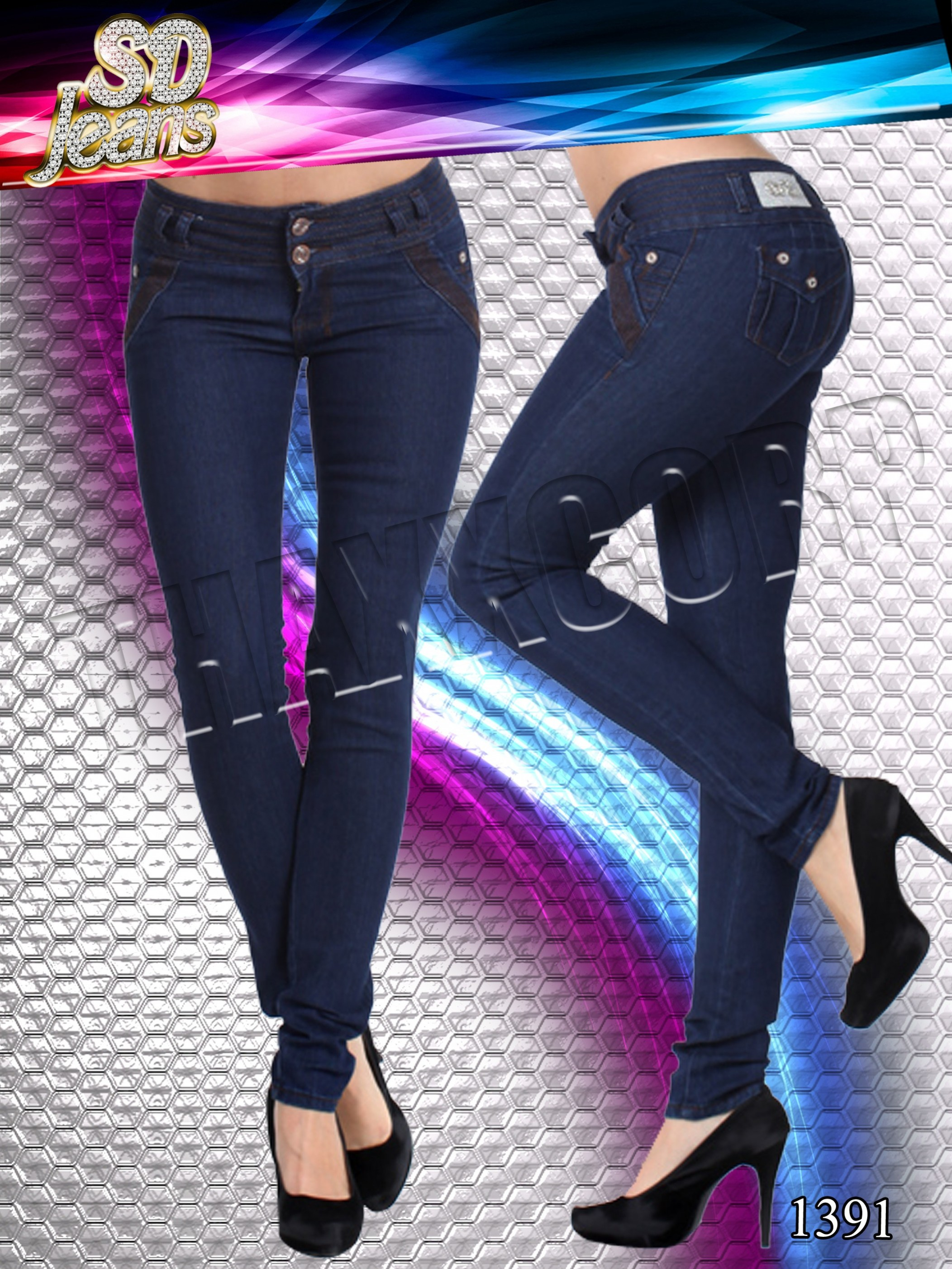 Silver Diva Jeans - Jeans Am